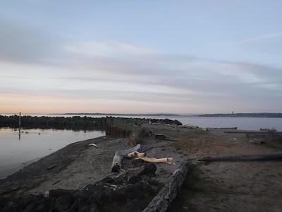 2019 May Blake Island