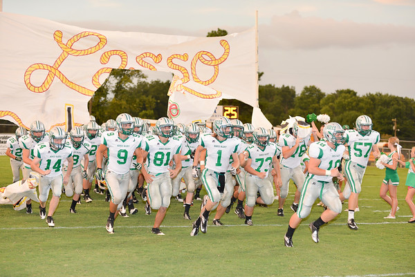 Hokes Bluff v. Crossville, September 12, 2014