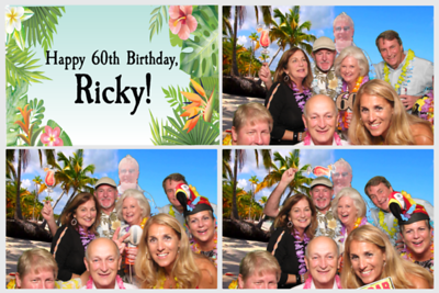 Ricky's 60th Birthday