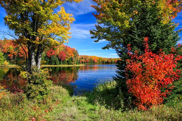 Autumn in Northern Wisconsin & the Upper Peninsula of Michigan