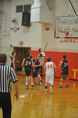 Freshman vs Salem 1/30/12