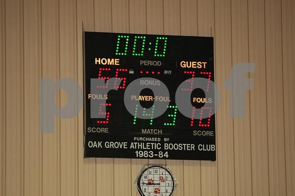 Varsity-Oak Grove vs Higginsville 12-13-07