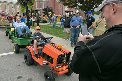 Tractor Parade, Sept. 14, 2019