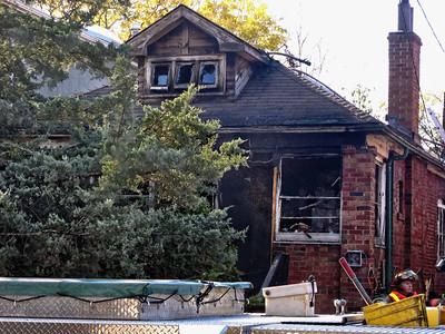 November 4, 2011 - 2nd Alarm - 44 Jedburgh Rd.