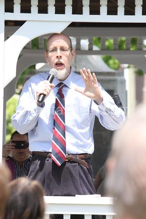 Joe Markley for State Senator Campaign Kick Off - May 1, 2010