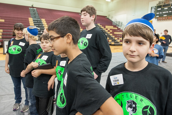 FLL Central Texas Qualifier2014