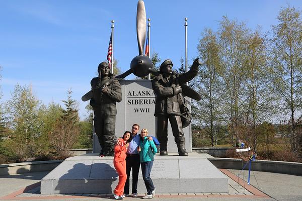 Fairbanks, Alaska - May, 2014