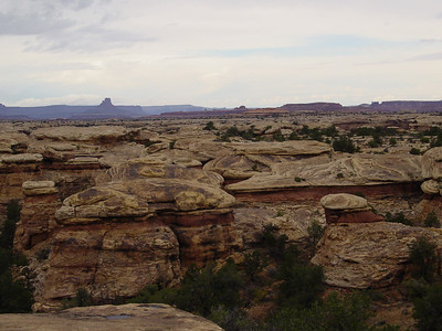 Needles District (Canyonlands NP) 2003