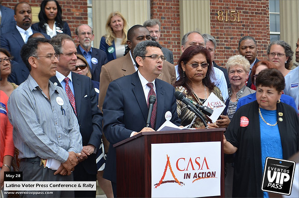 Latino Voter Press Conference and Rally | Wed, May 28