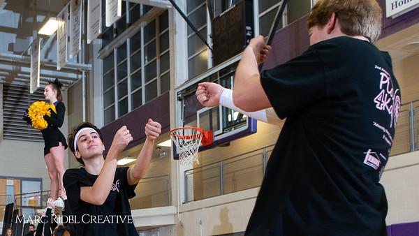 Broughton boys varsity basketball vs Sanderson. Play 4 Kay. January 17, 2019. 750_4630