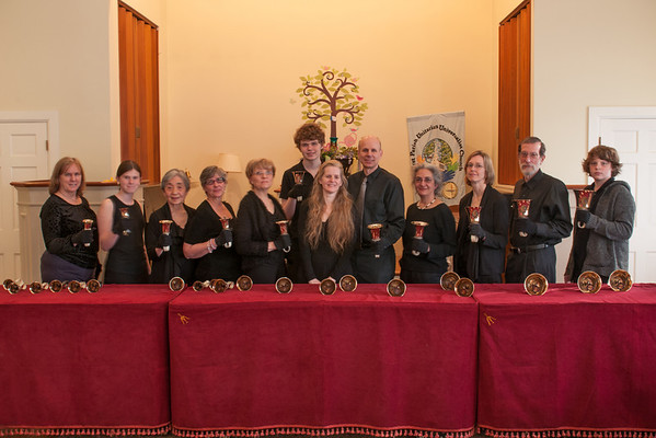 Meetinghouse Ringers - 4-May-2014