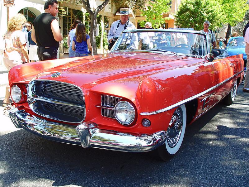 Dodge Firebomb concept car