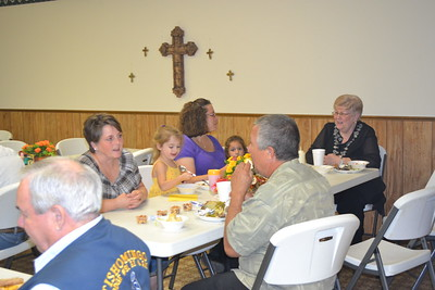 District 37 Meeting - Tishomingo & 2~ Fifty Year Pins 9-25-12