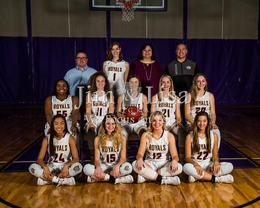 Basketball - High School Girls