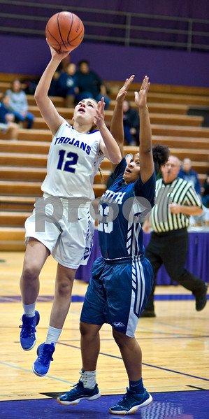 Downers Grove North girls basketball hosts Plainfield South