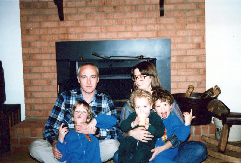 Ken, Elaine, Max, John, AJ  1984.jpeg