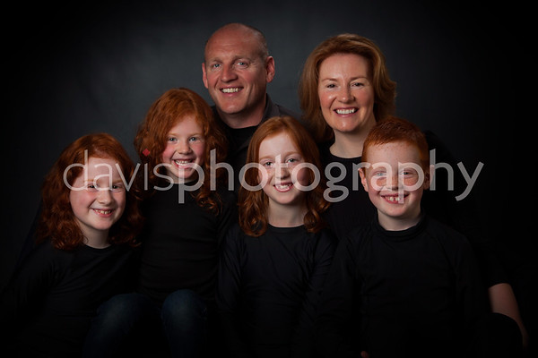 O'Connell Family Portraits