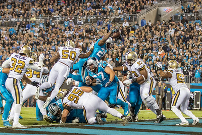 2016 Panthers vs Saints