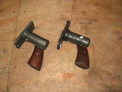 1917 DUMMY GUN