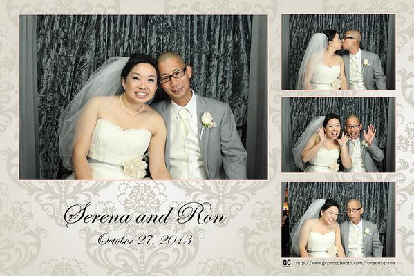 Serena and Ron's Wedding
