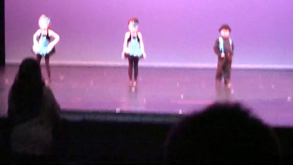2015 Dance Recital Videos