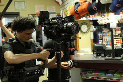 Short Film: Manhattan, IL - Red Cam, Steadicam