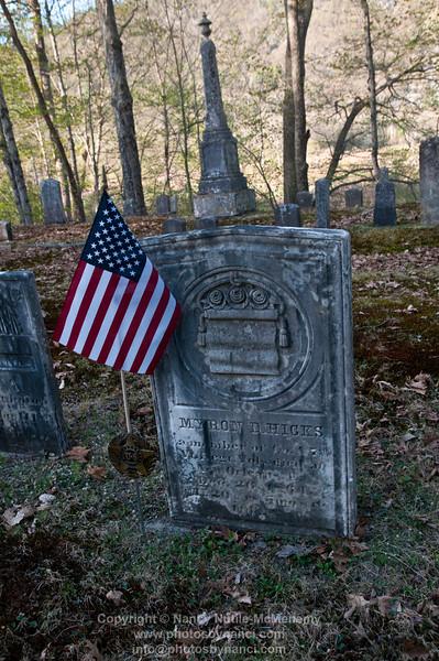 Weathersfield Cemetery Markers