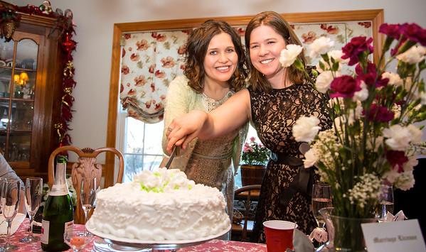 Lauren & Caitlin