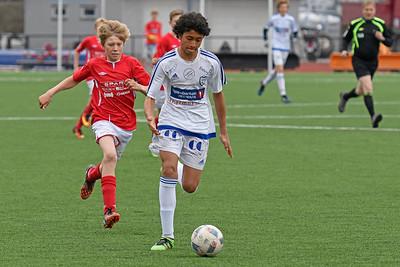 FK GJØVIK-LYN G14 -  BAGN/BEGNADALEN   13/05/2017