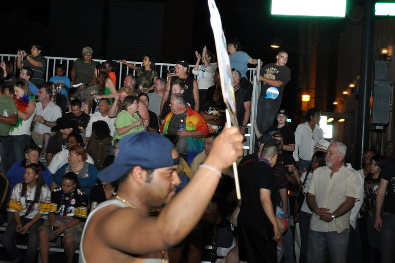 Photo and Video Gallery of Pride Night Parade in Downtown Las Vegas Freemont SNAPI's 11th Annual Parade created by the gay, lesbian, bisexual and transgender community of Southern Nevada. Featuring Las Vegas' gay and straight business community, nonprofit organizations, GLBT service agenices, civic groups and churches and SNAPI's recently crowned adult and youth royalty.Gay Pride is a national celebration and fundraiser across the United States held every year. iS Vodka is proud to participate and be a Sponsor.