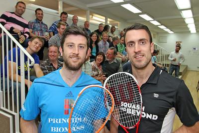 Squash Exhibition Match 30 05 15
