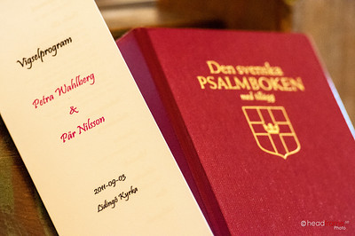 Pär och Petra Bröllop