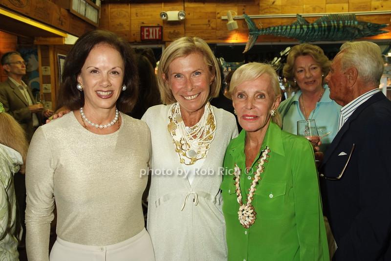 Sandra McConnell, Lee Sable, Rosalie Brinton photo by Rob Rich © 2008 516-676-3939 robwayne1@aol.com