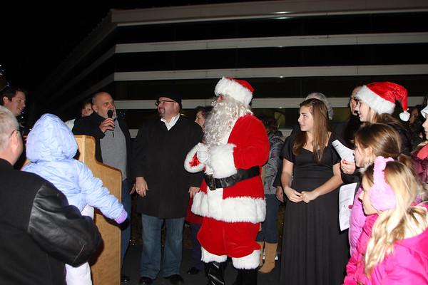 Chesterfield Santa