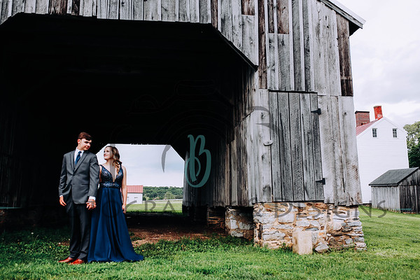 CJ & Audrey | Middletown Prom 2019