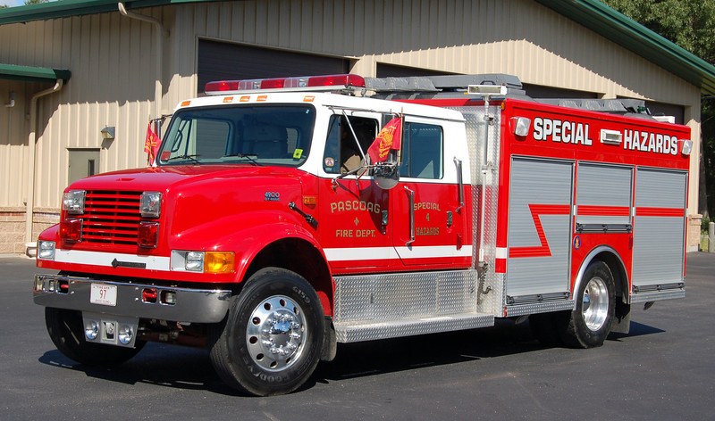 Special Services 4  2000 International/V-Tec
