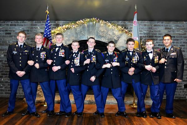 SDHS 2017 JROTC Military Ball