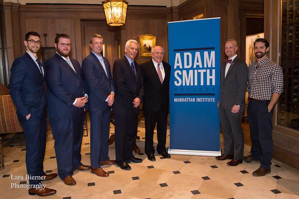 Adam Smith Society Old Parkland Debate