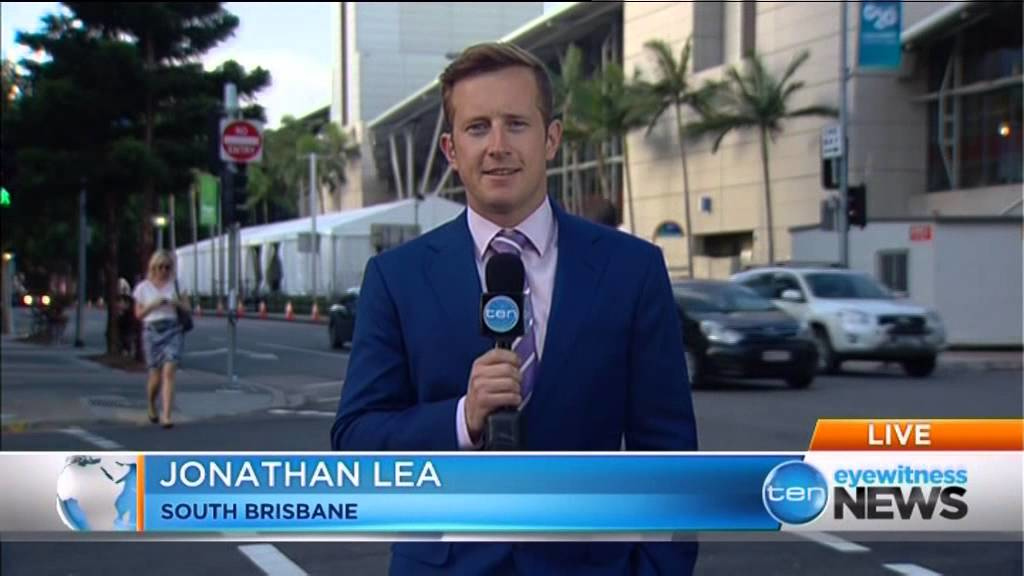 Jonathan Lea (photo credit: Network Ten)
