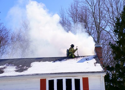 Structure Fire - 90 Batterson Dr. New Britain, CT. - 2/21/21