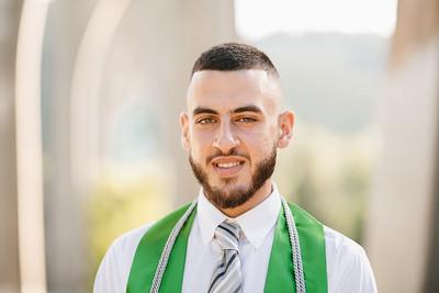 Ali Saad Graduation