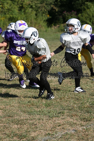 Raiders VS Vikings