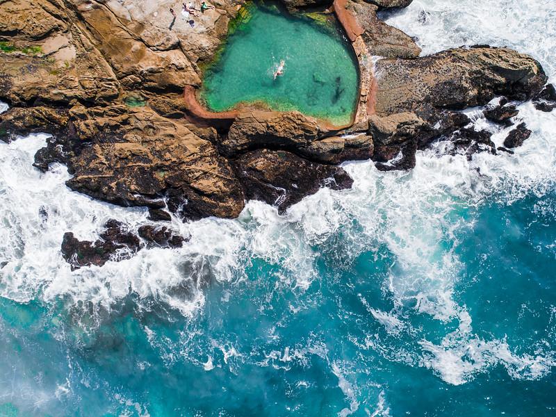 Laguna Beach Salt Water Pool