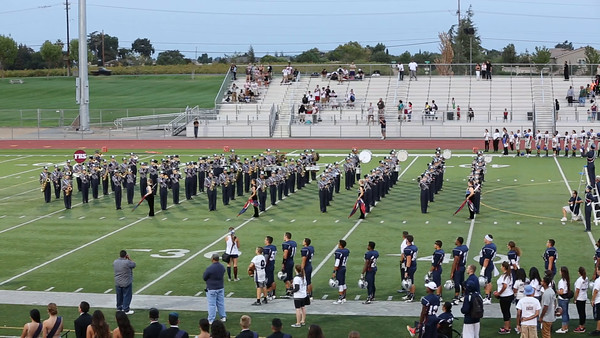 Freedom HS 2014 Homecoming