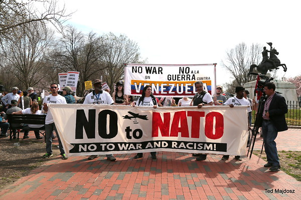 National Mobilization to Oppose NATO, War and Racism