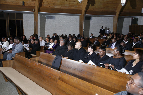 Thanksgiving Service, Sunday, October 14, 2007 at 2:00PM, Beltsville, MD