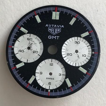 Heuer Autavia 2446c GMT