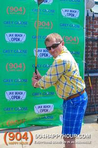 Jax Beach Open Bar Golf Tournament - 4.27.14