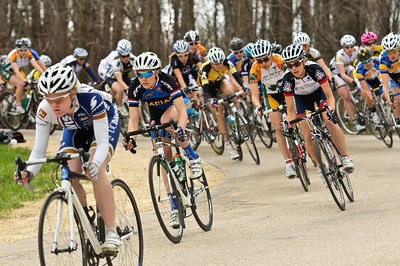 Collegiate Nationals Road Race, Women