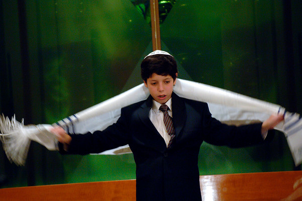 Bar or Bat Mitzvah.  Photography by Dmitriy Kalinin. 212.433.0656